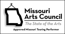 Members of the Missouri Arts Council Touring Program